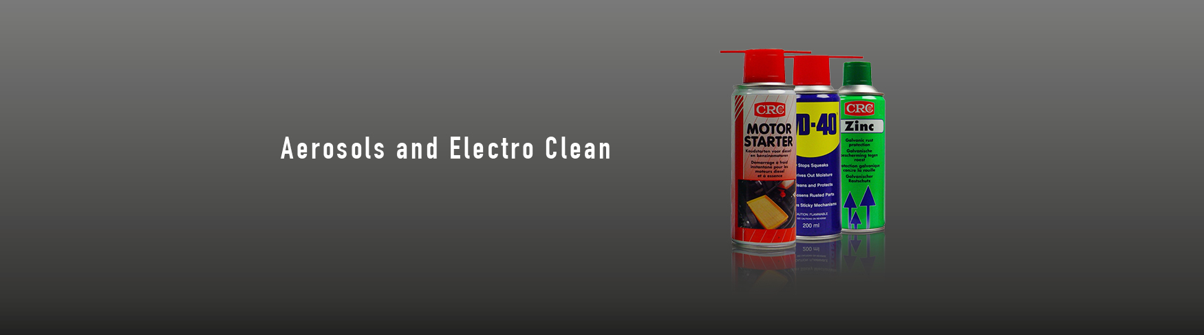 Aerosols and Electro Clean