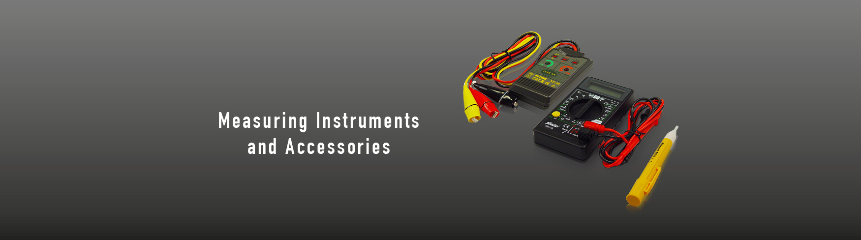 Measuring Instruments and Accessories